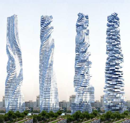 Dynamic-Tower-Skyscraper