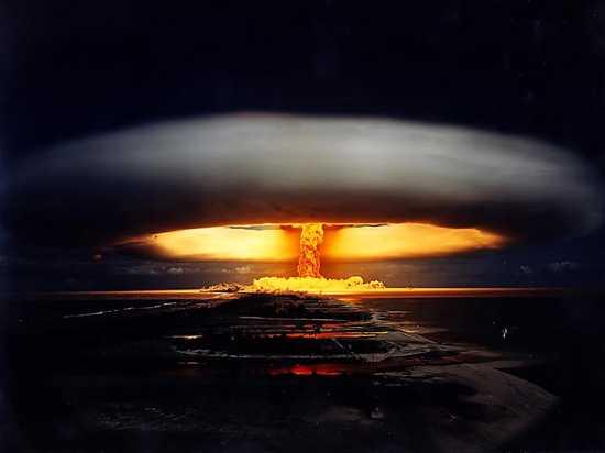 Top 10 Biggest Explosions