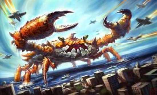 190588-Giant Enemy Crab Large