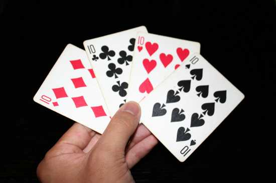 10 Playing Cards