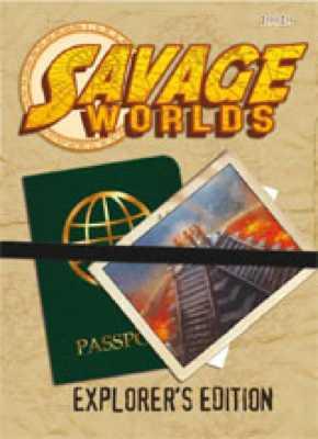 Savage Worlds Explorers Edition