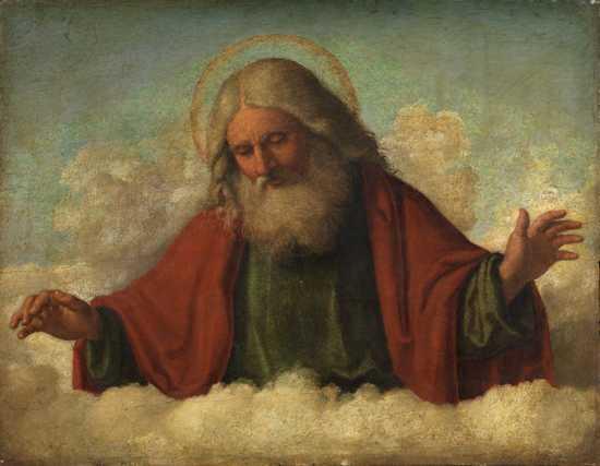 Cima Da Conegliano%2C God The Father