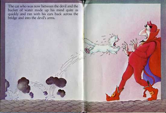 Joyce - Cat And Devil (Blachon) - 14