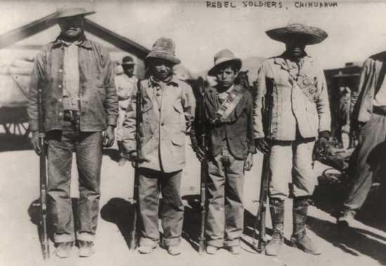 Mexican Revolution Rebels