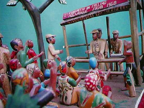 Psikhelekedana-Sculpture-Mozambique