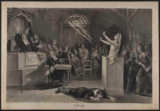 Salem Witchtrials