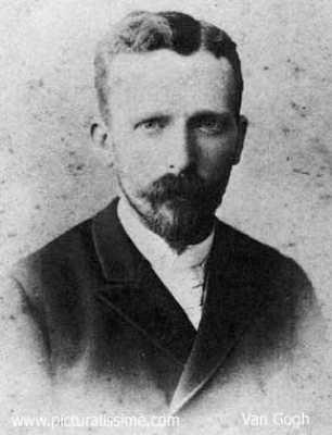 Vincent Van Gogh Black