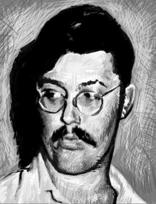 Ed Kemper   The Coed Killer By Robotatomico