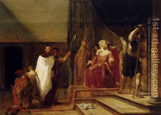 Christ-Before-Herod-Antipas