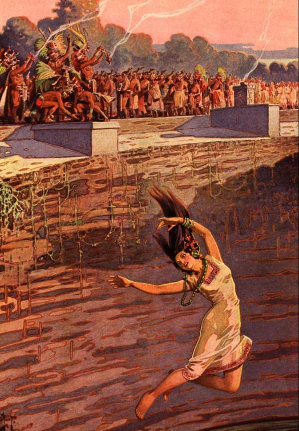 Mayan Sacrifice - YouTube  |Maya Sacrifice Stamp