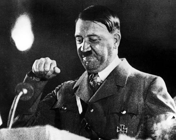 Adolf Hitler Speech 558536A