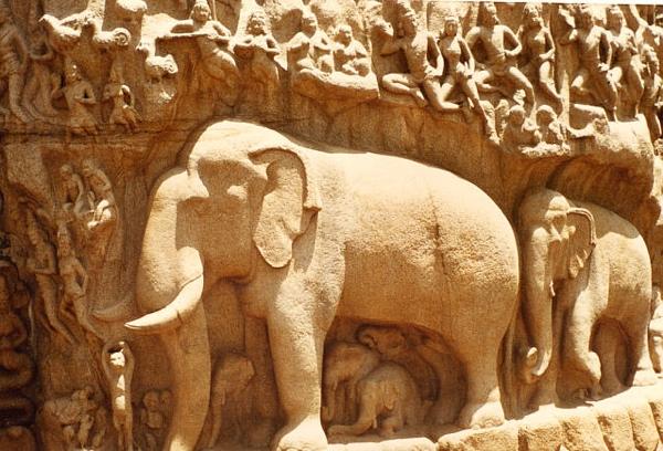 India Mahabalibalipuram
