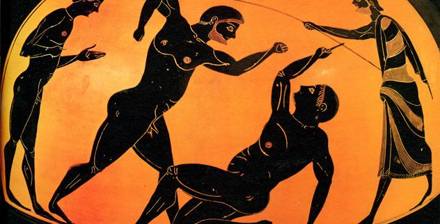 Image result for Ancient Greek Athletics