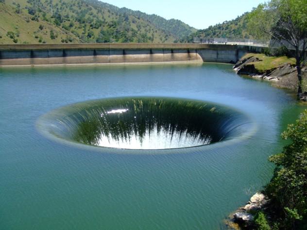 Lake Drain Big