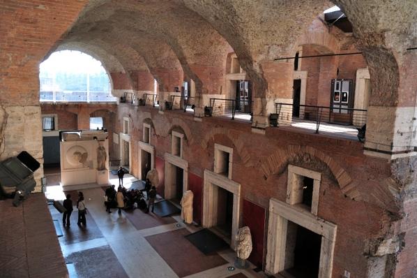 Trajans-Market-Interior