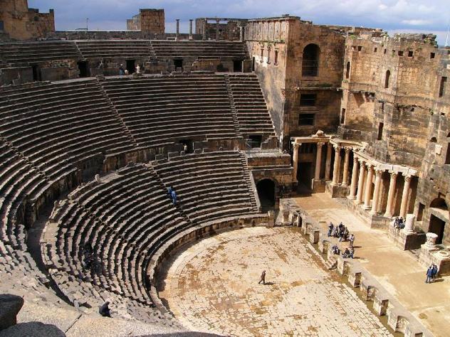 A trip to the roman theatre essay