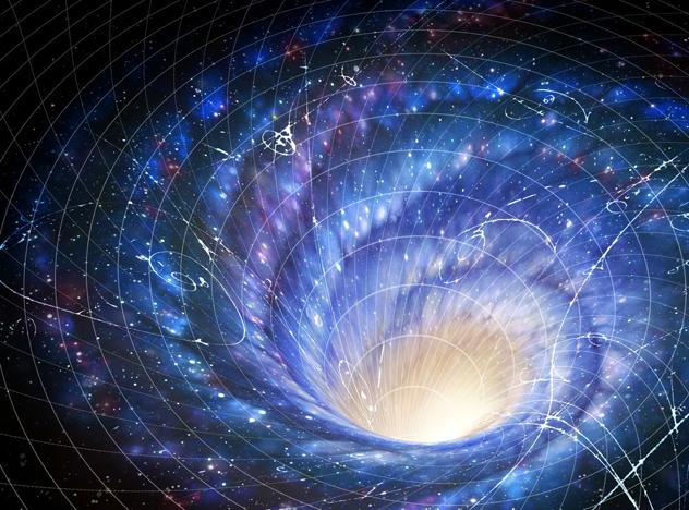 Galaxy Spacewarp