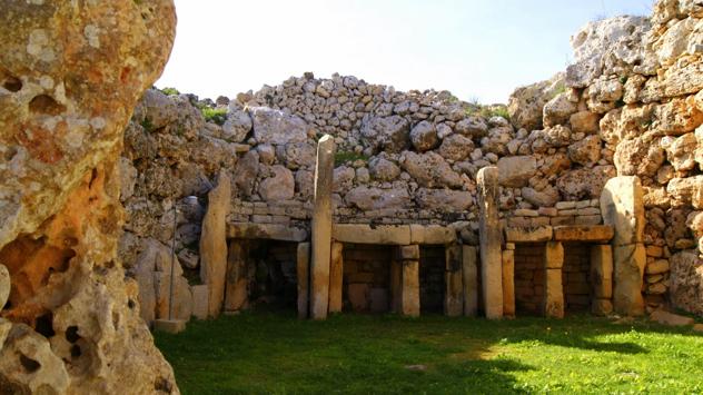 Ggantija Temples Gozo-1