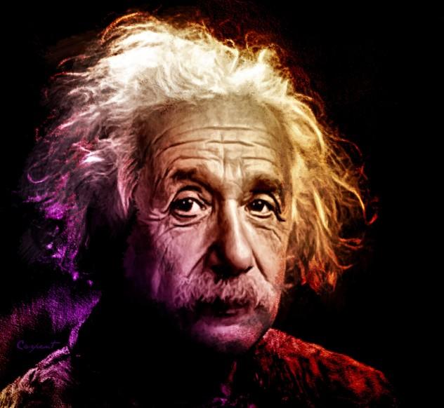 All Einstein and Stuff