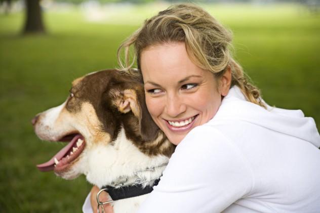 female sex dog training