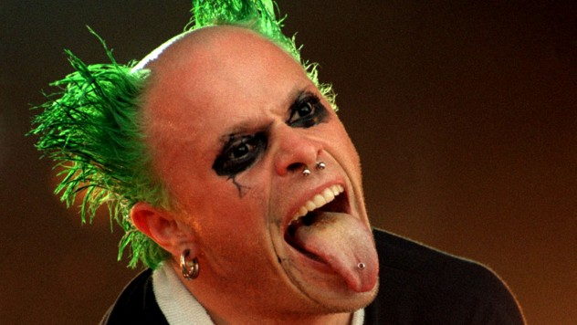 Keith Flint - The Prodigy