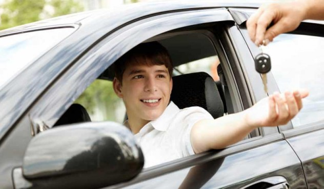 teen drive
