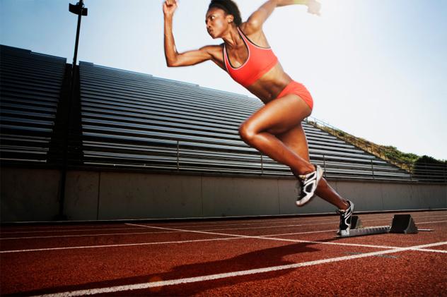 5- athlete