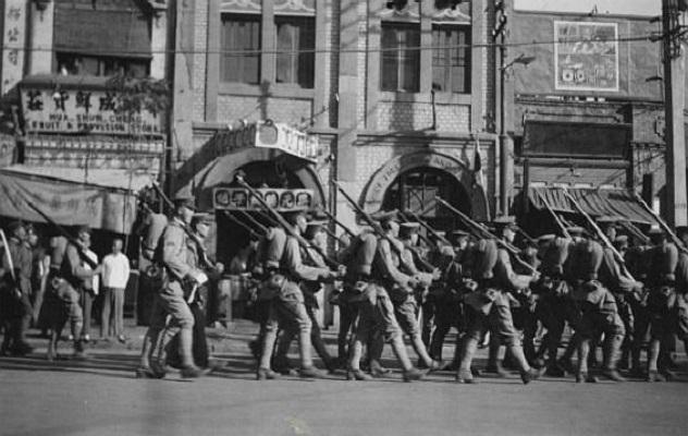 Tientsin._Japanese_troops_1930s