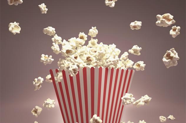 5- popcorn