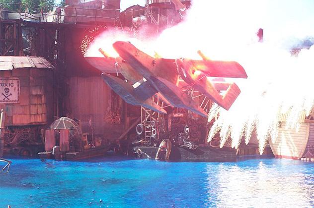 1- waterworld