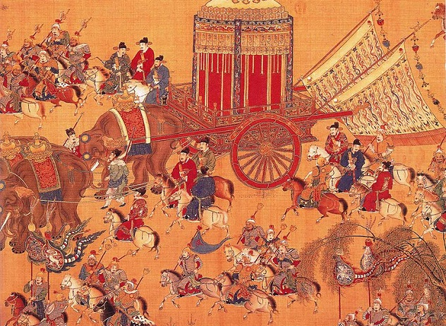 771px-Detail_of_The_Emperor's_Approach,_Xuande_period