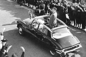 Image result for 1962 – The OAS attempts to assassinate French president Charles de Gaulle