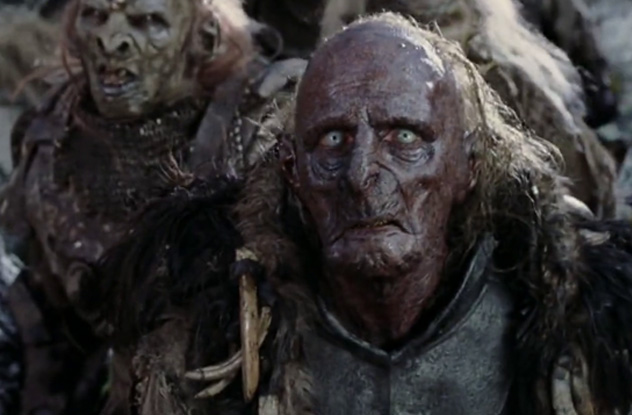 Lord Of The Rings Scary Movie