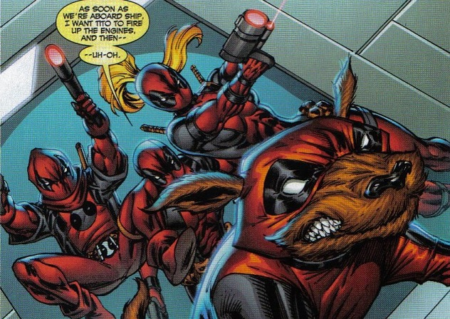 10 Despicably Delightful Tales About Deadpool Listverse
