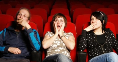 Shocked Audience