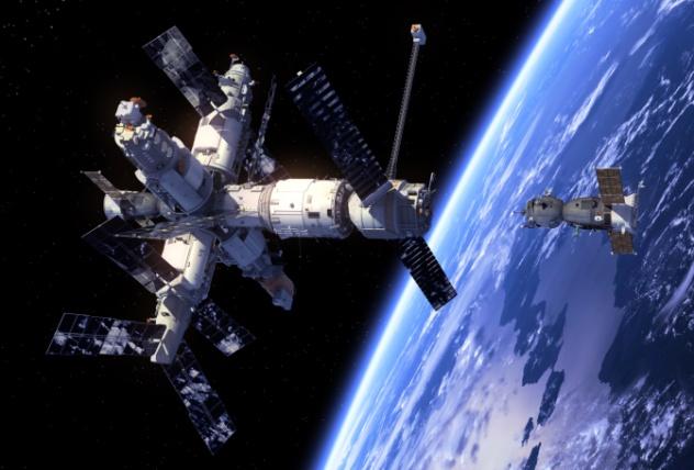 russian mir space station crash - photo #19