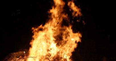 Burning Featured