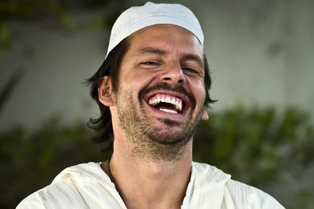 Laughing Muslim