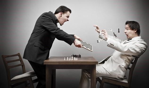 chess rage