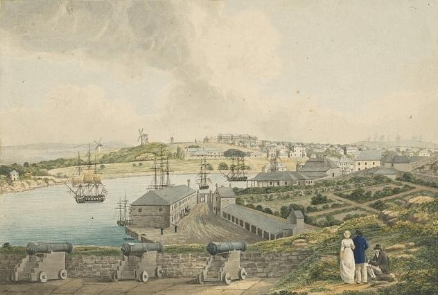 Sydney 1800s