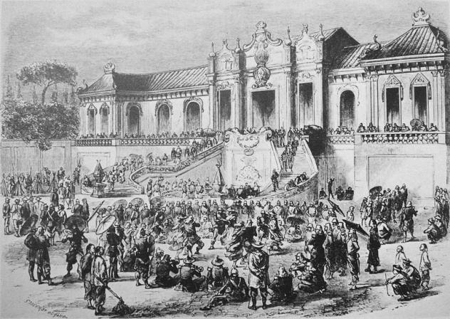 Looting of Yuanmingyuan