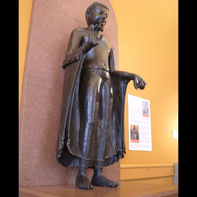 Sultanganj Buddha