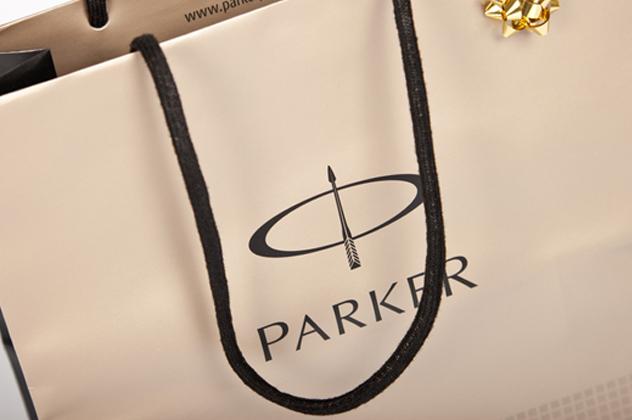 Parker's Shopping Bag
