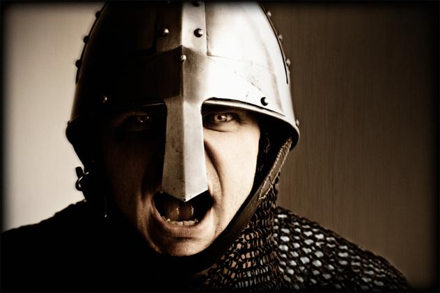 Battlecry Norman Knight