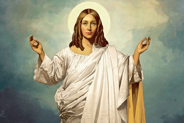 Female Jesus