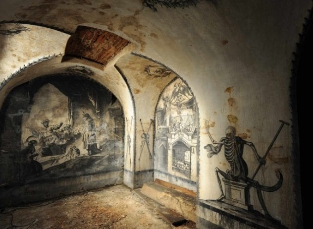 loreto-crypt