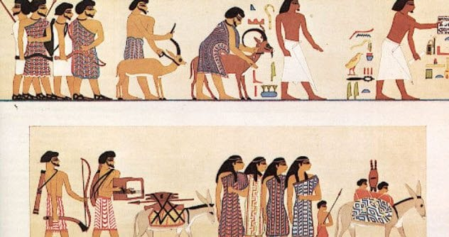 Historical Misconceptions 1-jews-egypt