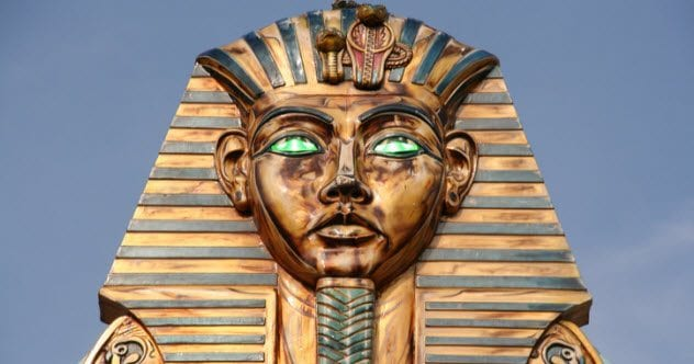 Historical Misconceptions 5a-pharaoh-statue-157287805