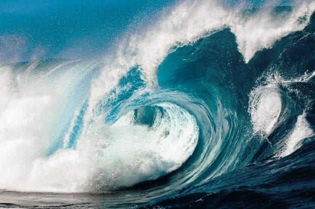 killer wave Tsunamis