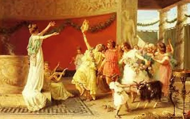 10 Bizarre Facts About Lupercalia, The Original St ...